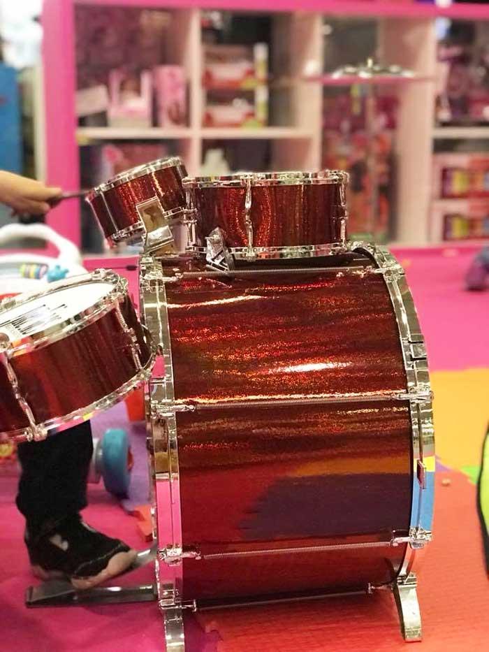 strumenti musicali per i bambini