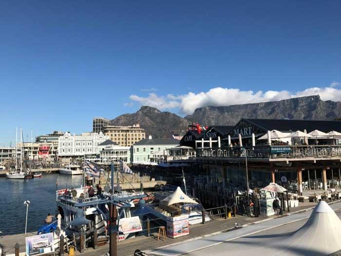Cape Town con i bambini