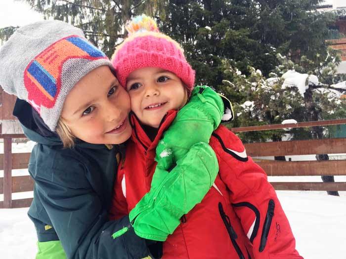 l'inverno a Cortina d'Ampezzo