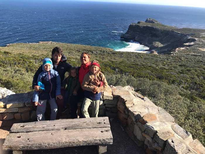 Trekking in Africa con i bambini