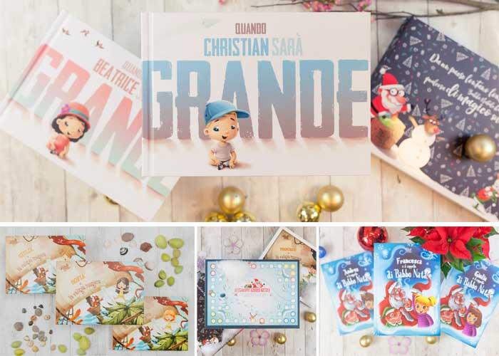 libri da regalare per Natale ai bambini