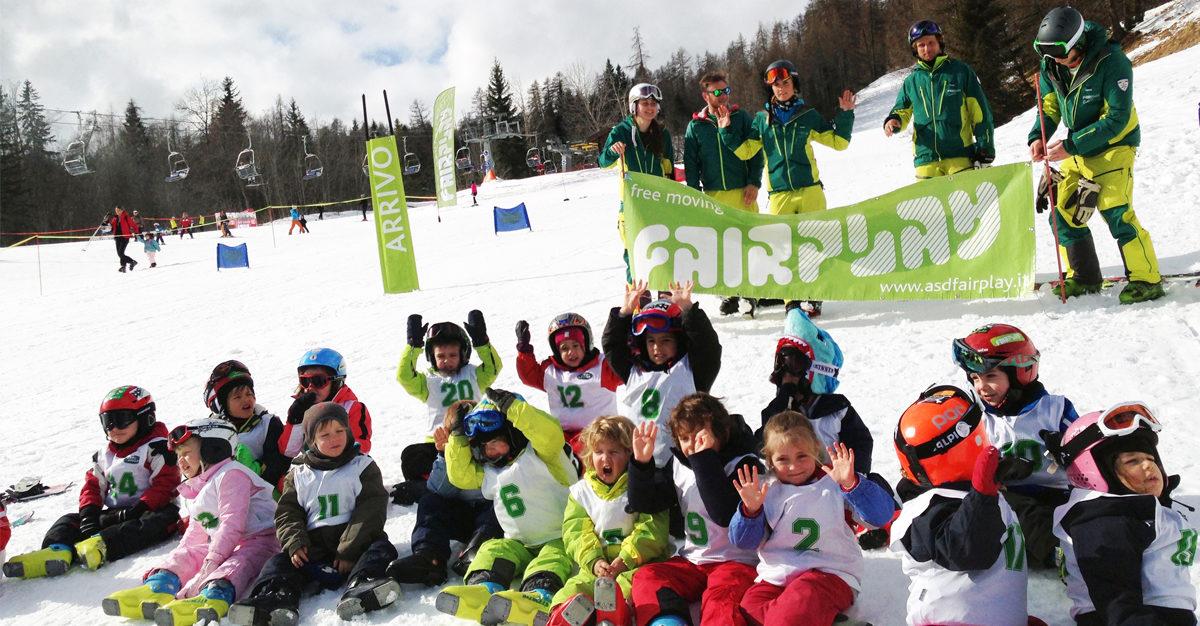 Cosa fare l'inverno con i bambini a Cortina d'Ampezzo