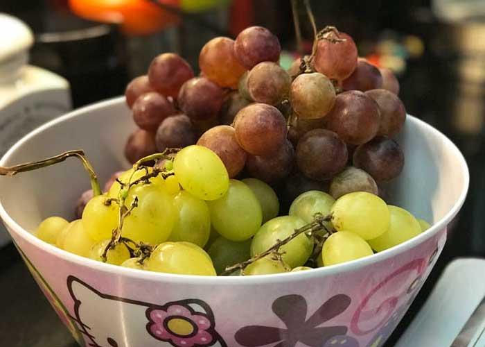frutta e verdura per la merenda dei bambini