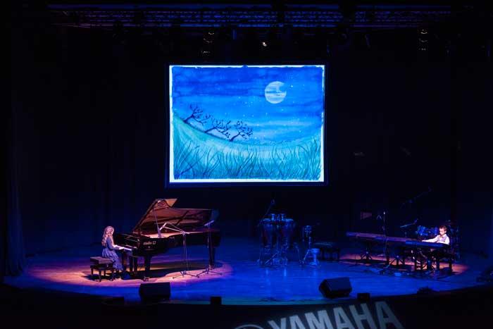 imparare la musica nelle scuole Yamaha