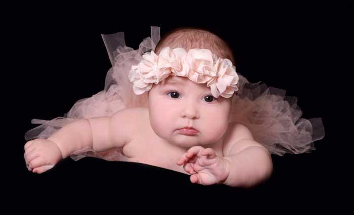 Servizio fotografico neonati e maternità