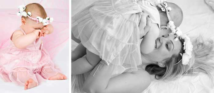 Servizio fotografico bambini e neonati