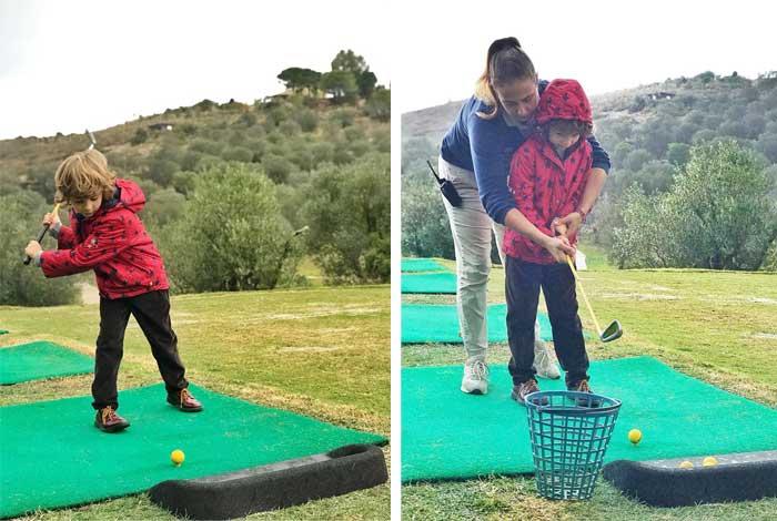 soggiorno benessere e golf
