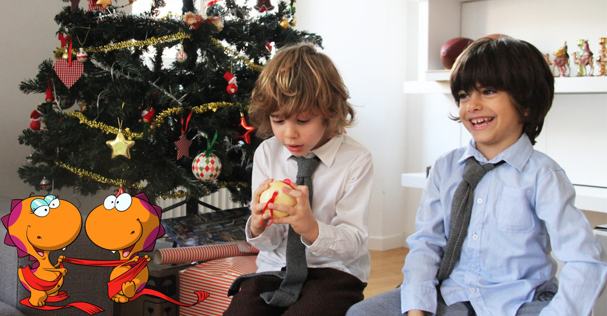 Inglese per bambini a Natale