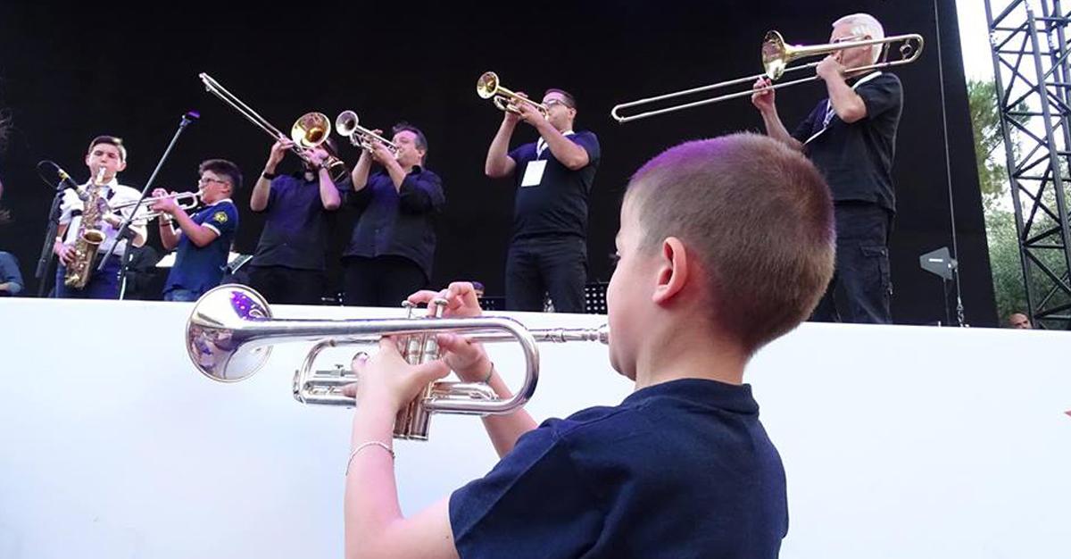 Il disco Jazz per bambini