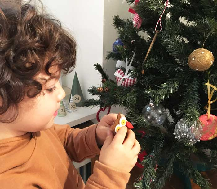 Inglese per bambini a Natale