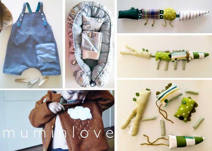Regali artigianali per bambini