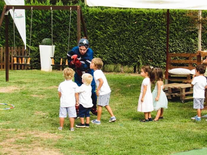 Feste a tema per bambini a Roma