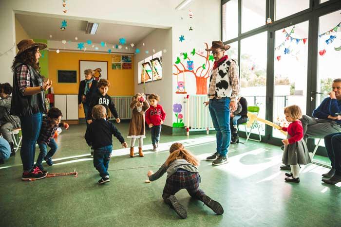 Feste organizzate per bambini a Roma