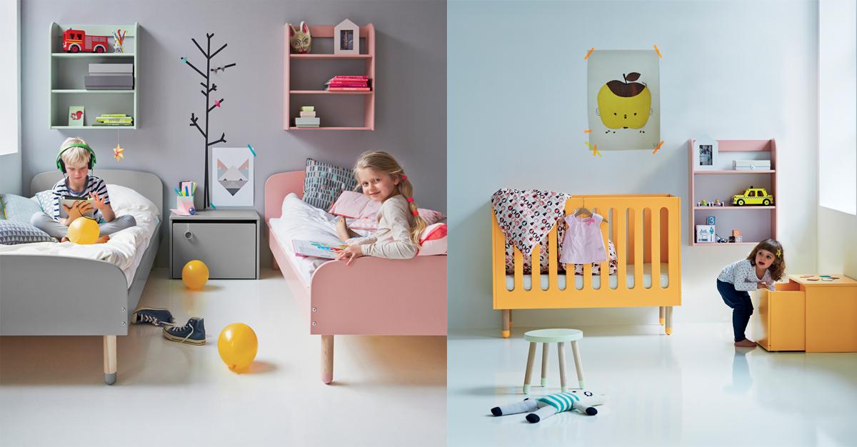 Le nuove idee colorate per la cameretta dei bambini - Cameretta dei bambini ...