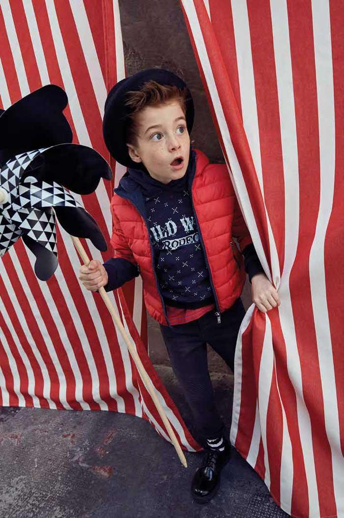 Moda per bambini invernale