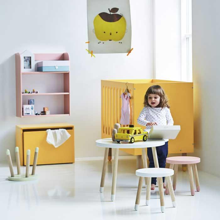 idee colorate per la cameretta dei bambini