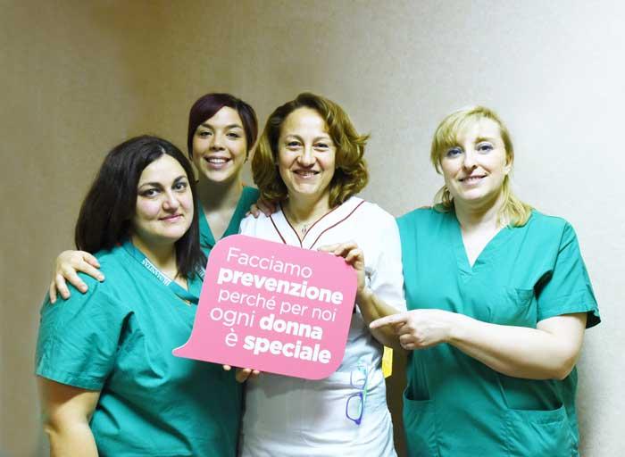 Prevenzione donna di Humanitas
