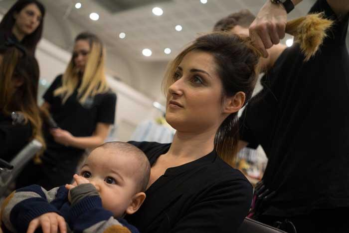 evento l'oreal roma family welcome machedavvero