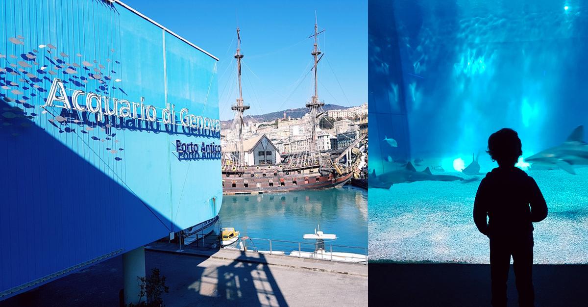 Letti Per Bambini Genova.Scoprire Genova Con I Bambini Itinerario Di Viaggio Family Welcome