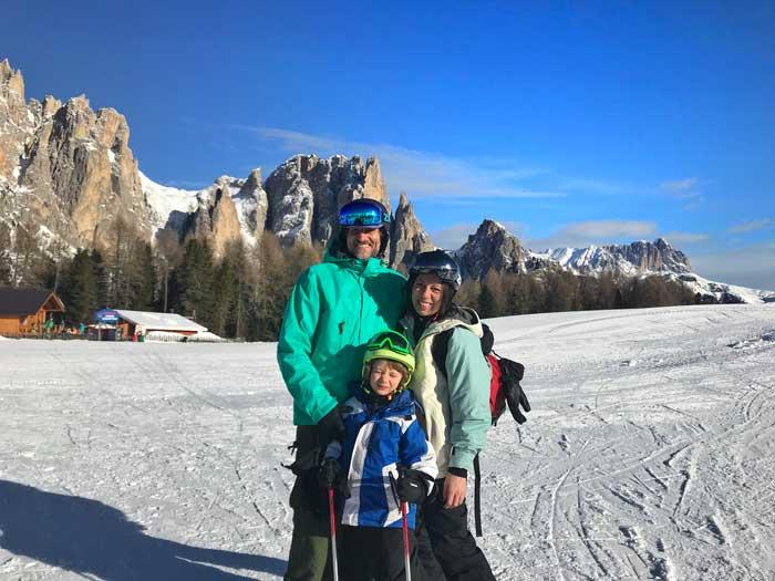 Vacanze in Val di Fassa con i bambini a Vigo di Fassa