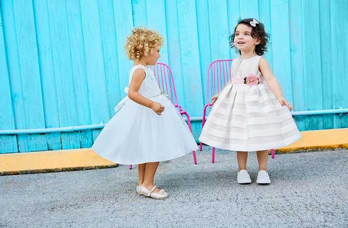 on sale d1e72 5af03 Come vestire le bambine per una Cerimonia - Family Welcome