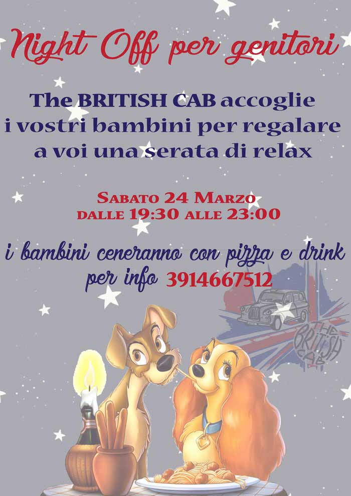 baby parking a Roma con l' inglese