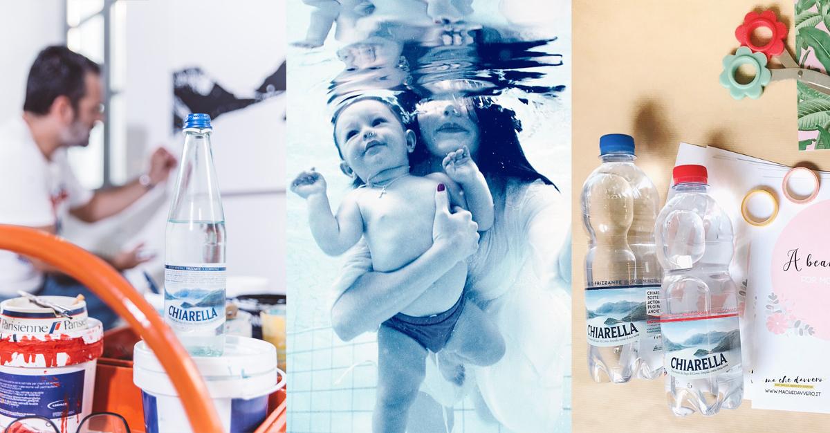 Scegliere l'acqua minerale