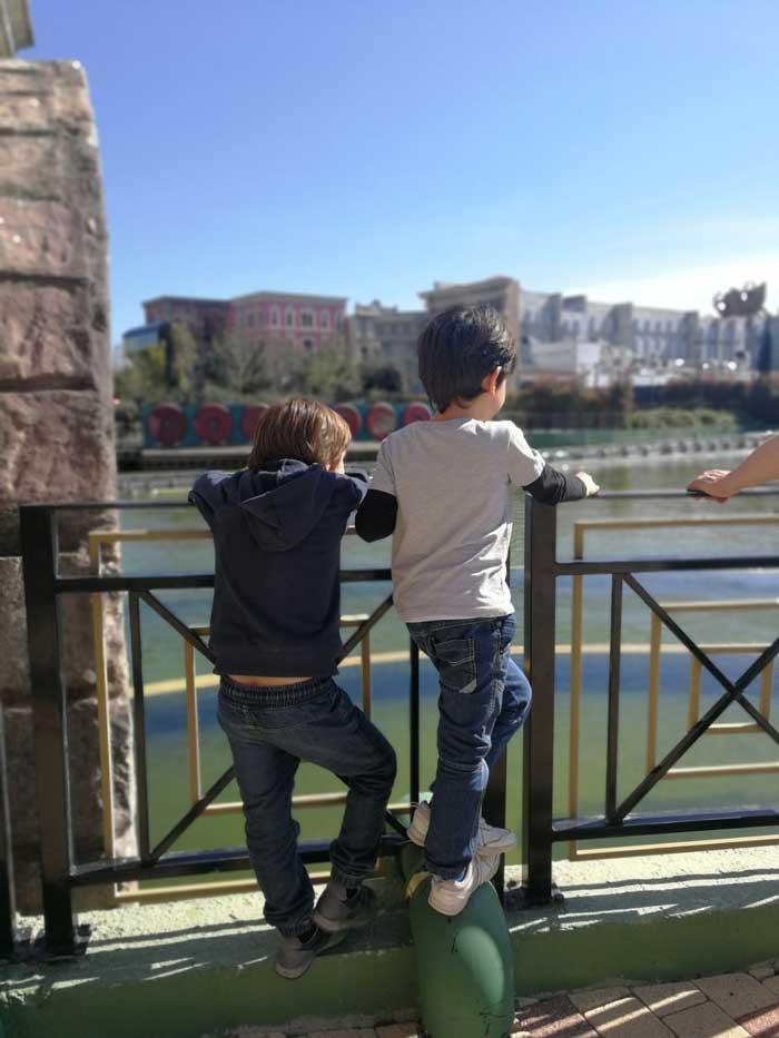 Parco divertimenti a pochi passi da Roma