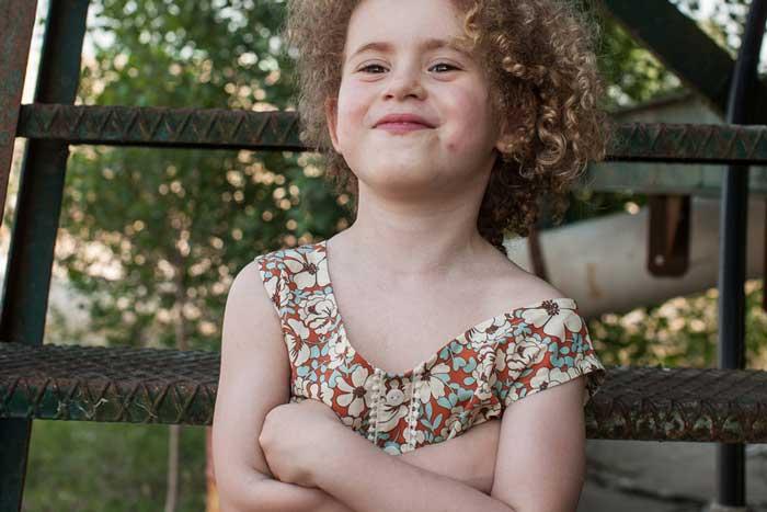 abbigliamento per bambini made in italy