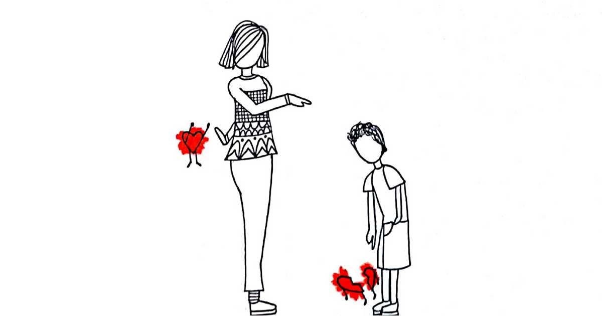 cosa bisogna dire ai bambini