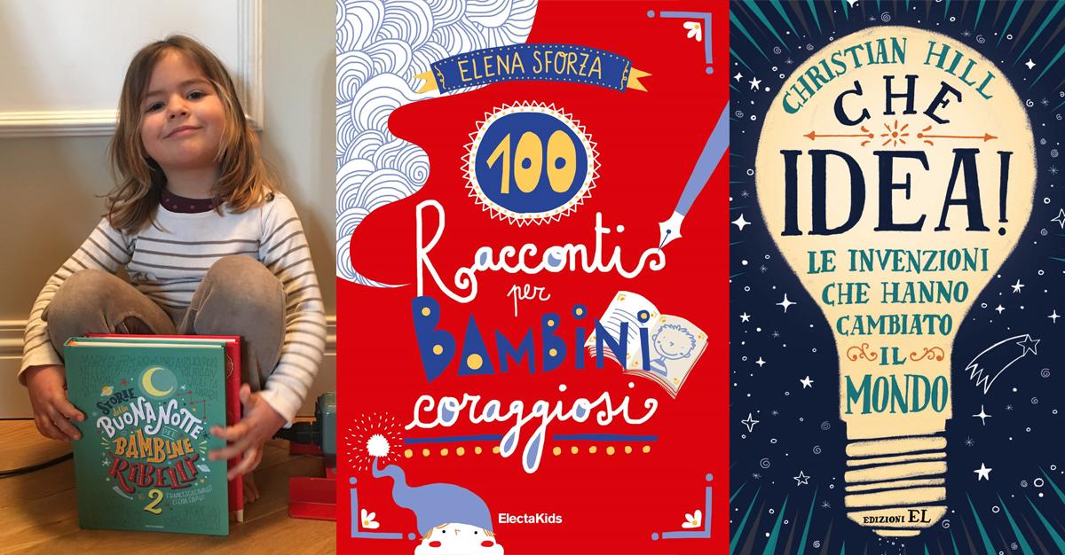 libri per crescere bambine e bambini consapevoli