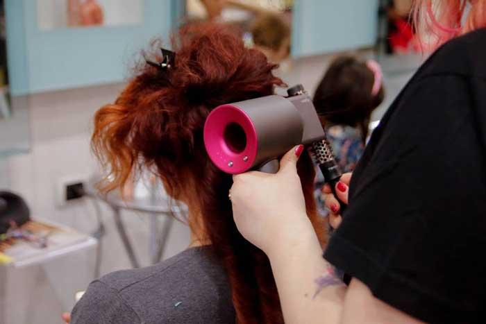 phon professionale che non rovina i capelli