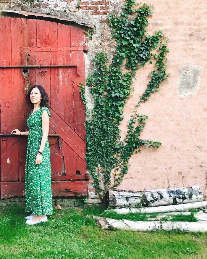 abbigliamento donna in stile francese