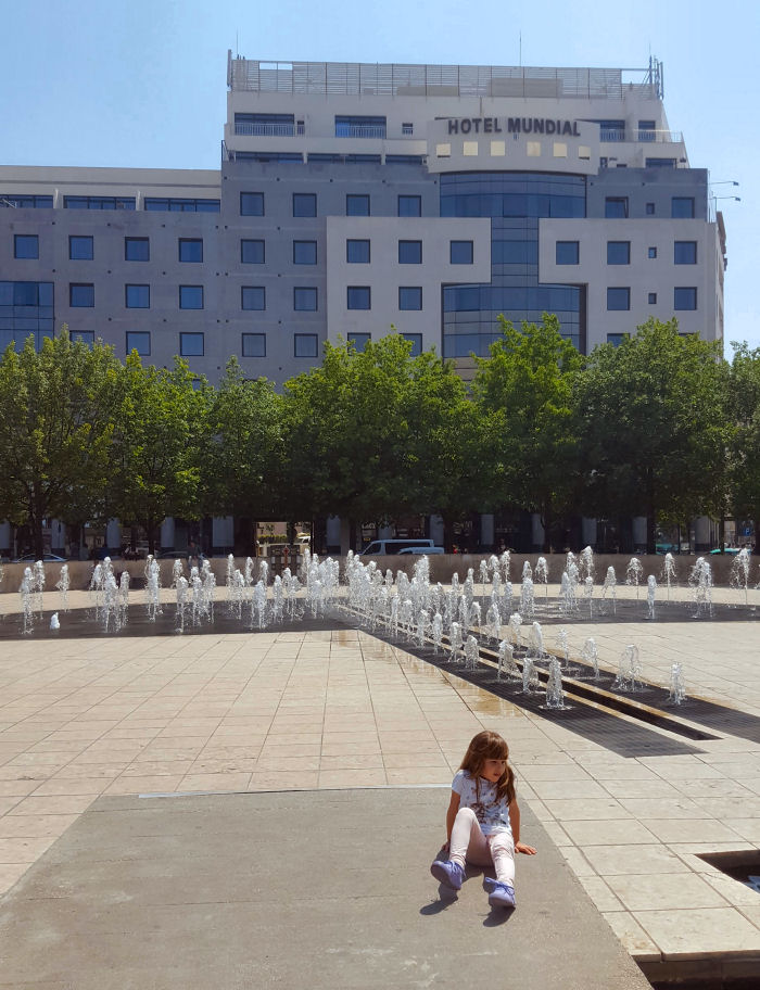 Lisbona con i bambini