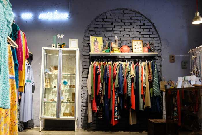 boutique donna stile francese