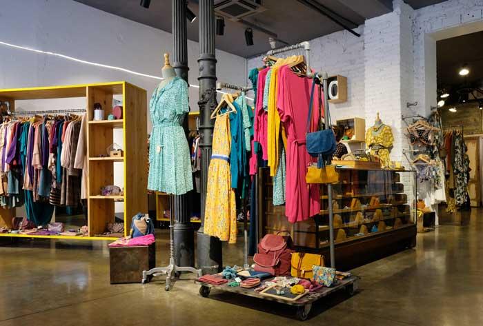 negozio vestiti donna stile francese
