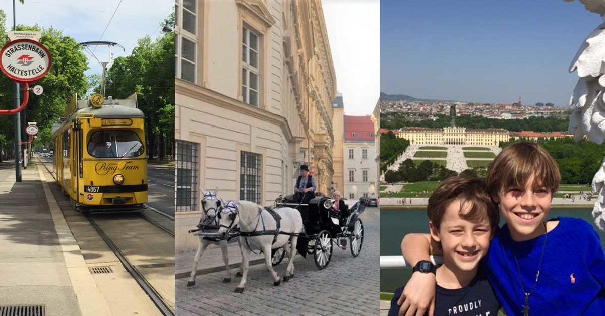 3 giorni a Vienna con i bambini