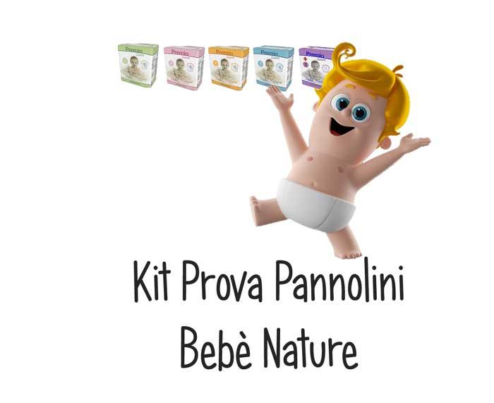 Pannolini per bambini biodegradabili