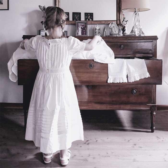 c'era una volta marchio abbigliamento per bambini