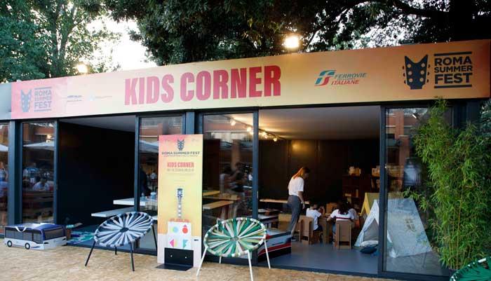 roma summer fest kids corner