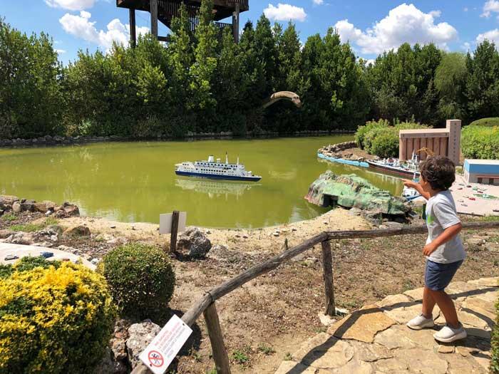 Sardegna con i bambini