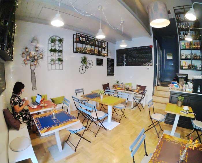 ristorante biologico a Roma Nord