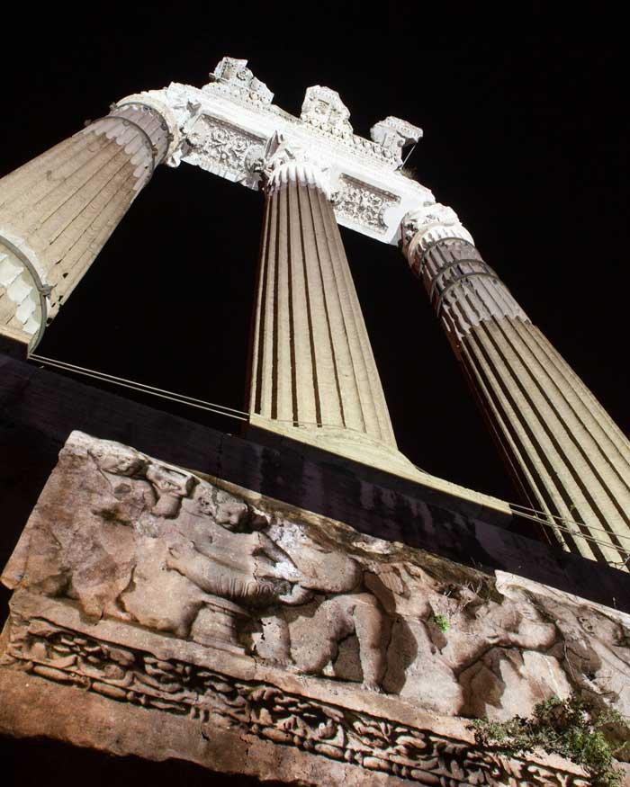 viaggi nell' Antica Roma