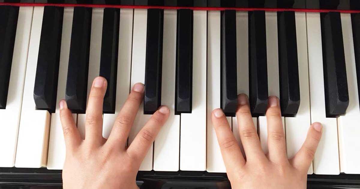 scuola di musica per bambini