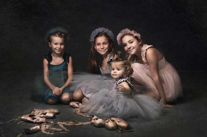 abbigliamento mamma e bambina a Roma