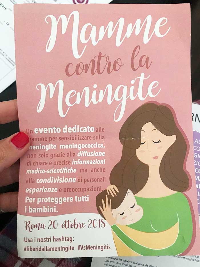 Prevenire la Meningite