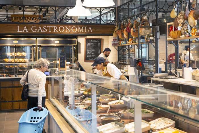 Eataly Roma con la famiglia