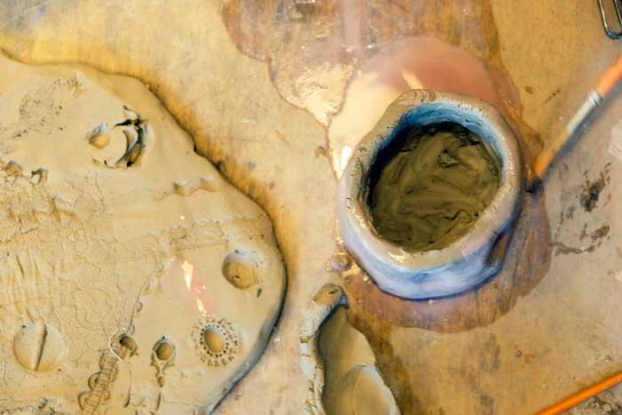 laboratori di ceramica per bambini e genitori a Roma