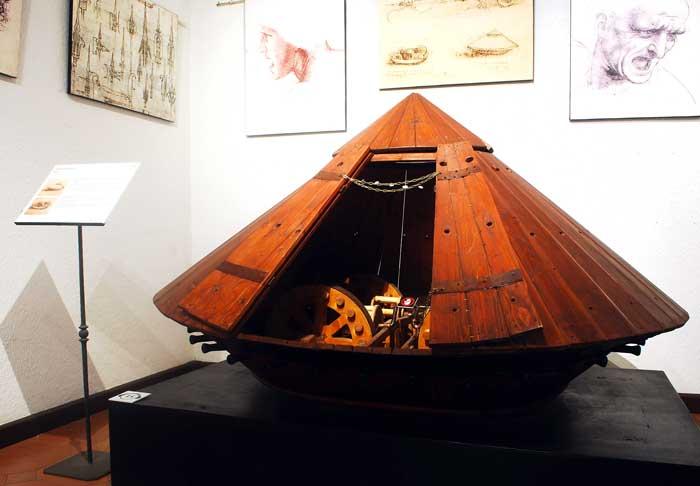 Museo Leonardo da Vinci di Roma