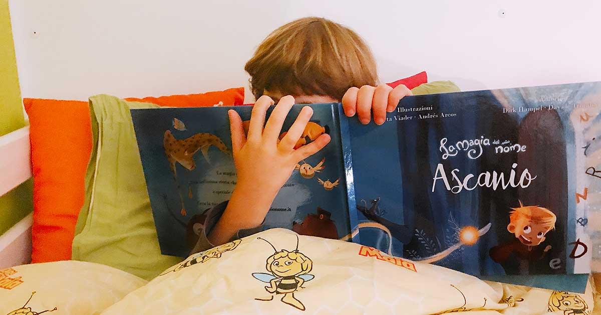 libri personalizzati per bambini il mio nome